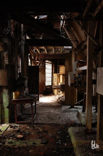 Inside tha Syrup FactoryI